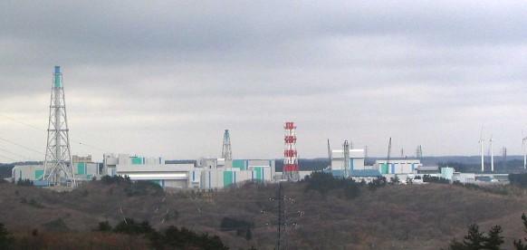 Rokkasho Reprocessing Plant / Wikki Commons